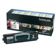 Lexmark X203, X204 Return Program Toner Cartridge (X203A11G)