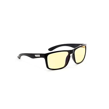 Gunnar Computer Eyewear – Lunettes anti fatigue Intercept, onyx/ambré