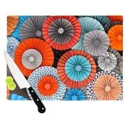 KESS InHouse Breaking Free Cutting Board; 11.5'' W x 8.25'' D