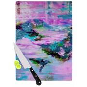 KESS InHouse On Cloud Nine - 4 Cutting Board; 11.5'' W x 8.25'' D