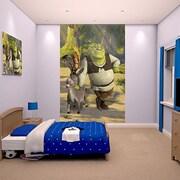 Brewster Home Fashions Walltastic Shrek Wall Mural