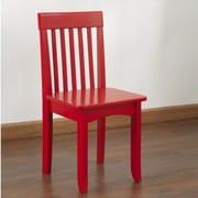 KidKraft Avalon Kids Desk Chair; Red