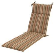 Plantation Patterns Cayenne Outdoor Chaise Lounge Cushion