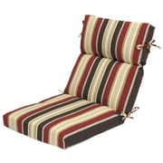 Plantation Patterns Majestic Outdoor High Back Chair Cushion