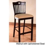 Benkel Seating Poker Bar Stool with Cushion