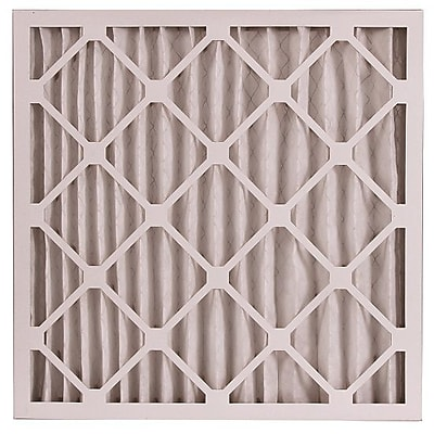 """""Brighton Professional MERV 13 24"""""""" x 24"""""""" x 2""""""""/23.38"""""""" x 23.38"""""""" x 1.75"""""""" Pleated Air Filter, 6/Pack (FD24X24X2N_6)"""""" 2084599"