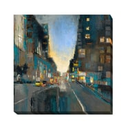 Artistic Home Gallery Street Smart by Liz Jardine Painting Print on Wrapped Canvas