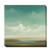 Artistic Home Gallery Scape 328 by KC Haxton Painting Print on Wrapped Canvas