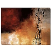 Artistic Home Gallery Autumn Song by Laurie Maitland Graphic Art on Wrapped Canvas