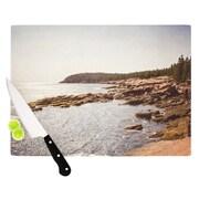 KESS InHouse The Maine Coast Cutting Board; 11.5'' W x 8.25'' D