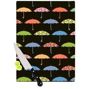 KESS InHouse Umbrella Cutting Board; 11.5'' W x 8.25'' D