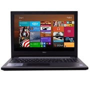 "Refurbished Dell 15-3542 15.6"" LED Intel Core i3-4005U 500GB 4GB Microsoft Windows 8.1 Laptop Black"