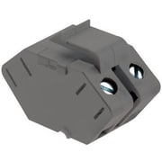 Legrand adorne Single Keystone Speaker Connector; Magnesium
