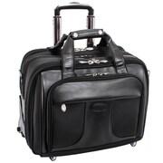 McKlein USA R Series Chicago Leather Laptop Catalog Case