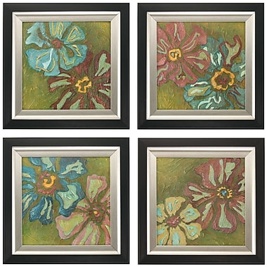Propac Images Electre I , II , III and IV 4 Piece Framed Graphic Art Set