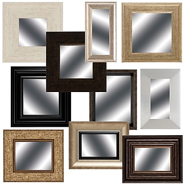 Propac Images 10 Piece Assortment Mirror Set