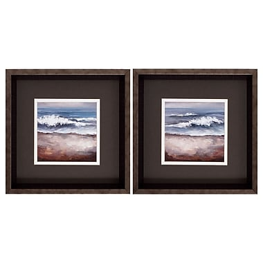 Propac Images Once Tears 2 Piece Framed Painting Print Set