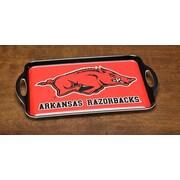 BSI Products NCAA Melamine Serving Tray; Arkansas Razorbacks