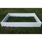 CookProducts Handy Bed Rectangular Raised Garden Bed; 6'' H x 47'' W x 25'' D