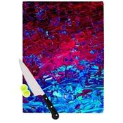 KESS InHouse Eternal Tide Cutting Board; 11.5'' W x 8.25'' D