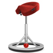 Back App US Low-Back Task Chair; Red