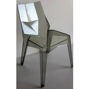 Bienal Transformers Stacking Chair (Set of 4); Smoke
