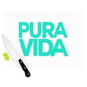KESS InHouse Pura Vida Cutting Board; 11.5'' W x 8.25'' D