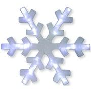 National Tree Co. Snowflake w/ LED Lights Christmas Decoration