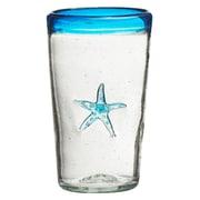 Global Amici Marina Starfish Highball Glass (Set of 4)