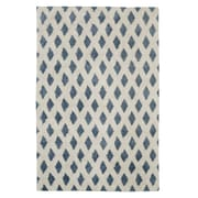 Mohawk Home Adona EverStrand PET 8'x10' Blue Rug (086093489441)