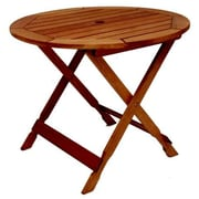 International Home Miami Amazonia Round Bistro Table