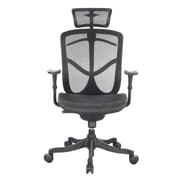 Eurotech Seating Fuzion High-Back Chair with Arms