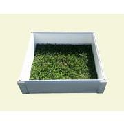 CookProducts Handy Bed Rectangular Raised Garden Bed; 6'' H x 25'' W x 25'' D