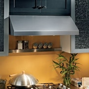 Broan 30'' 440 CFM Ducted Under Cabinet Range Hood; Stainless Steel