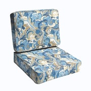 Mozaic Company 2 Piece Outdoor Chair Cushion Set