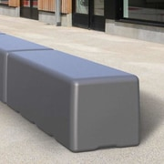 Tenjam Dash Modular Picnic Bench; Anthracite Grey
