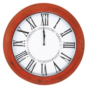 Propac Images Oversized 23'' Metal Wall Clock