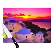 KESS InHouse My Konos Cutting Board; 8.25'' H x 11.5'' W