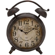 UMA Enterprises Lola Old Town Mantel Clock