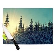 KESS InHouse Shine Bright Cutting Board; 11.5'' W x 8.25'' D