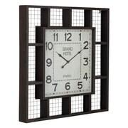 Cooper Classics Brianne Clock