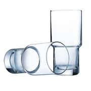 Luminarc Bergen 16 Piece Tumbler Set