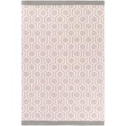 Artistic Weavers Hilda Eva Hand-Crafted Light Pink/Gray Area Rug; 8' x 11'