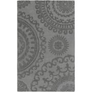 Artistic Weavers Pollack Sloane Handmade Slate Area Rug; 4' x 6'