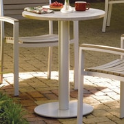 Oxford Garden Travira Bistro Table; 24'' L x 24'' W