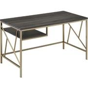 Hokku Designs Madelle Writing Desk; Champagne