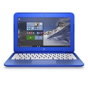 "HP Stream Notebook 2GB/32GB, 11.6"" Laptop, Cobolt Blue (11-r010nr)"