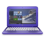 "HP Stream Notebook 2GB/32GB, 11.6"" Laptop, Purple (11-R020NR )"