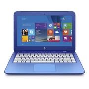 "HP Stream Notebook 2GB/32GB, 13.36"" Laptop, Cobolt Blue (13C110NR)"