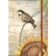 LANG (1009518) Sunflower Birds Bound, Hard Cover Classic Journal